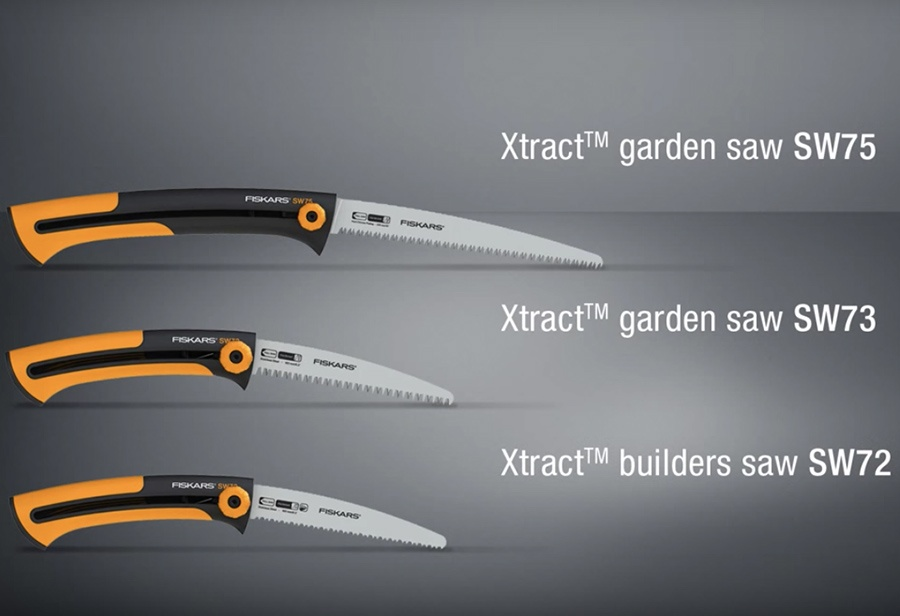 Садовая пила Xtract™ SW73