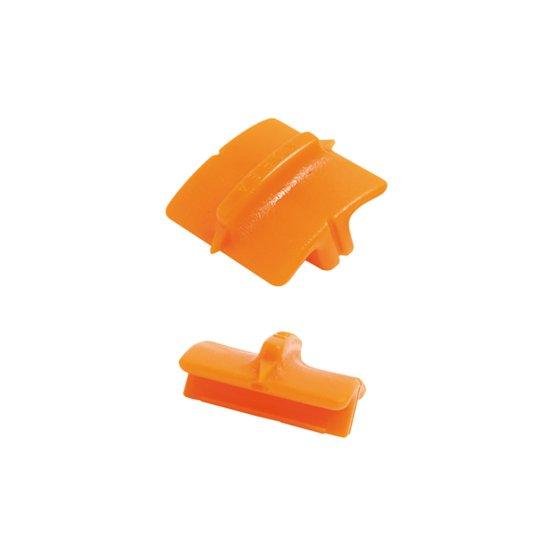 Комплект сменных лезвий TripleTrack™ 2шт. Прямая линия разреза