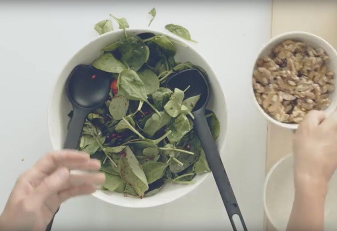 Щипцы для салата